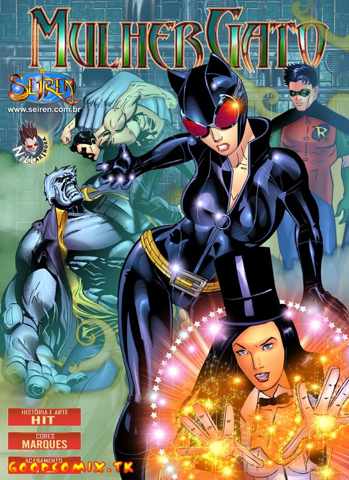 Goodcomix Batman - [Seiren] - Mulher Gato