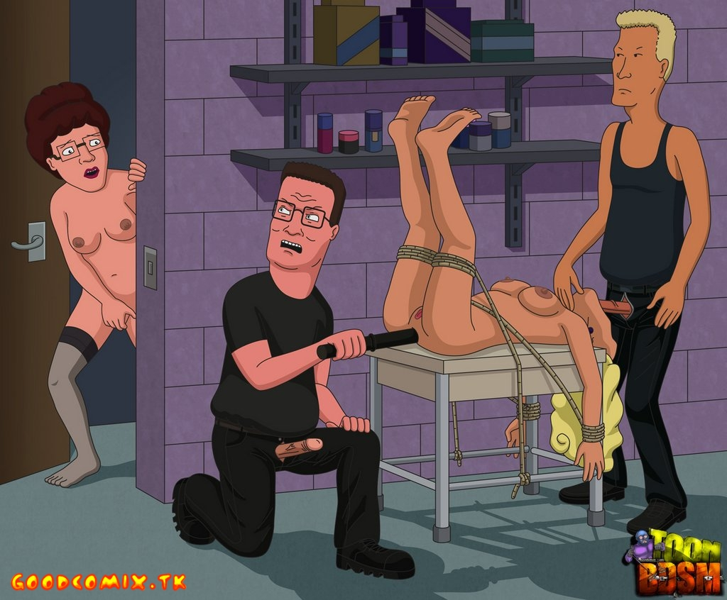 Goodcomix.tk King Of The Hill - [ToonBDSM][acme] - BDSM Shed