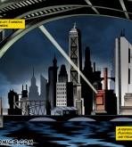 Batman — [Leandro Comics] — Batman and Catwoman On Guard