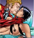 Gen 13 — [Leandro Comics] — Burnout & Sarah Rainmaker