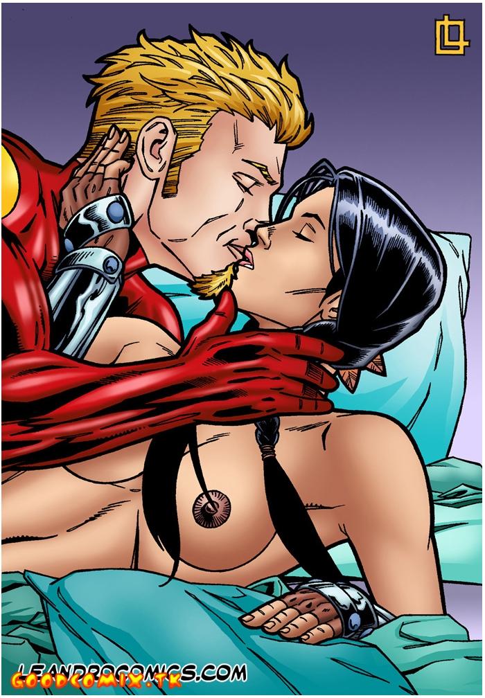 Goodcomix.tk Gen 13 - [Leandro Comics] - Burnout & Sarah Rainmaker