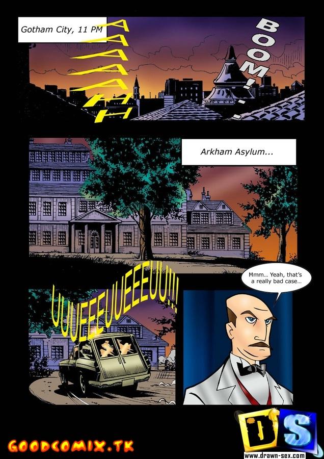 Goodcomix Batman - [Drawn-Sex] - Catwoman Is Here