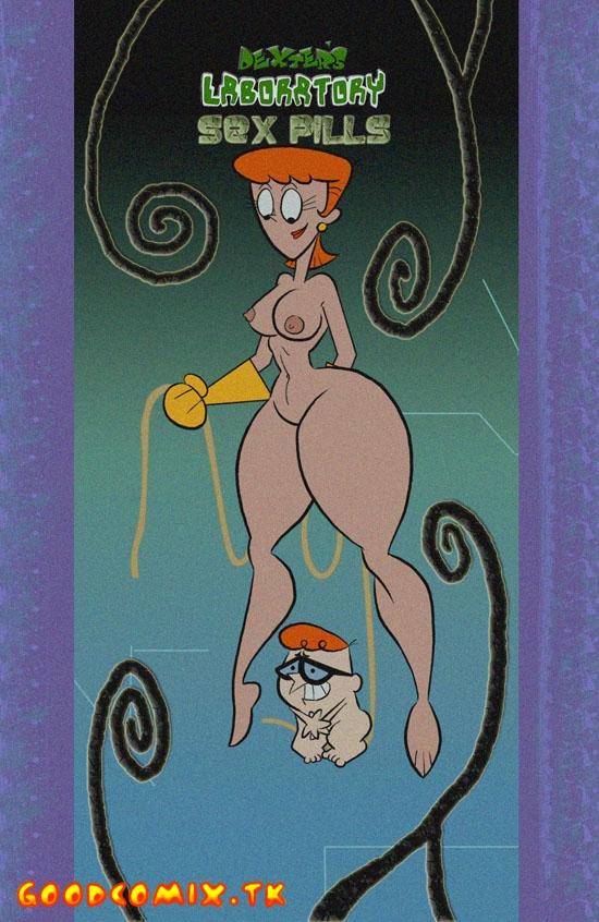 Goodcomix.tk Dexter's Laboratory - Sex Pills 1