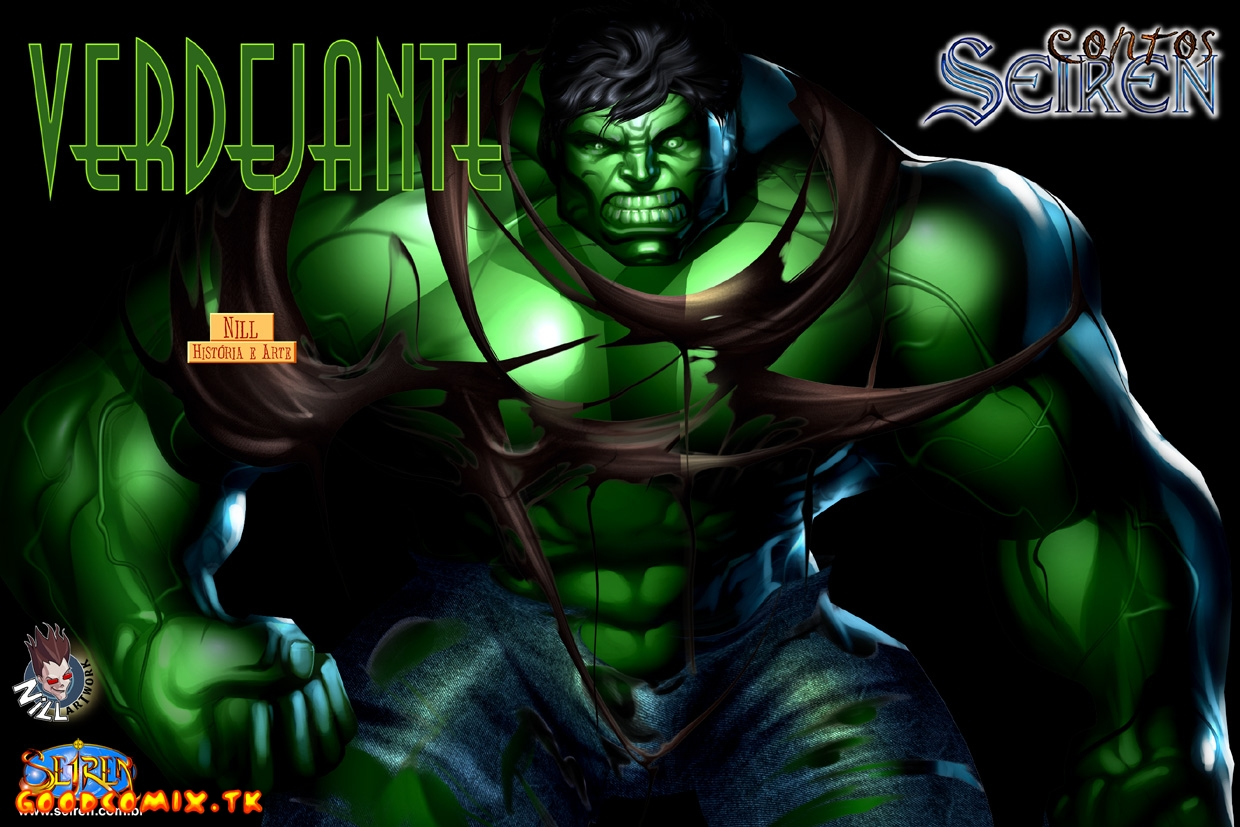 Goodcomix.tk The Incredible Hulk - [Seiren] - Verdejante