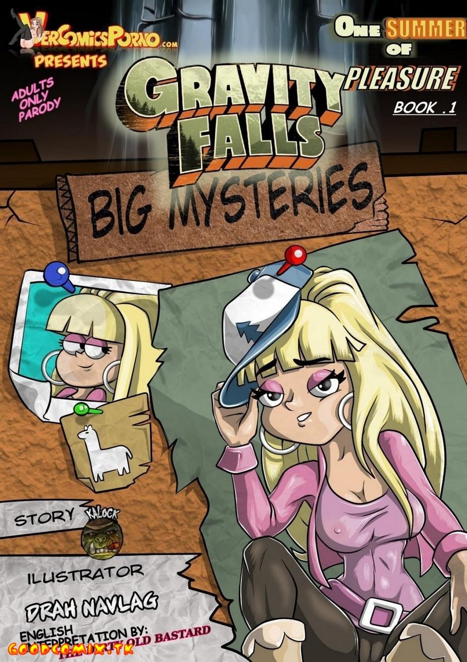 Goodcomix.tk Gravity Falls - [VerComicsPorno] - Un Verano De Placer - Big Mysteries