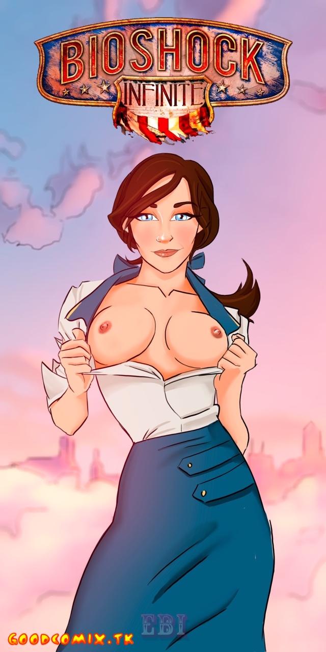 Goodcomix Bioshock - [Ebi] - Elizabeth & Mr. DeWitt