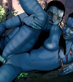 Avatar The Movie — [Sinful Comics] — James Cameron's Avatar