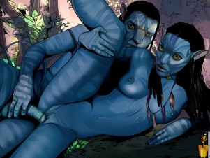 Goodcomix Avatar The Movie - [Sinful Comics] - James Cameron's Avatar