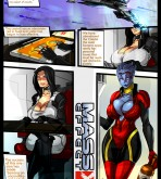 Mass Effect — [ArtofKamina] — Minute Of Rest For Miranda