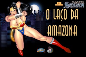 Goodcomix Wonder Woman - [Seiren] - O Laço Da Amazona
