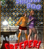 Scooby Doo — [Danger Babe Central] — The Mystery of the CREEPER!