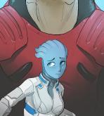 Mass Effect — [ArbuzBudesh] — Wrex'd[ENG]