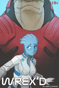 Goodcomix Mass Effect - [ArbuzBudesh] - Wrex'd[ENG]