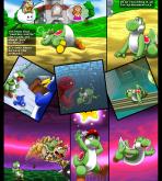 Super Mario Bros — [Kitsune Youkai] — Just Dessert