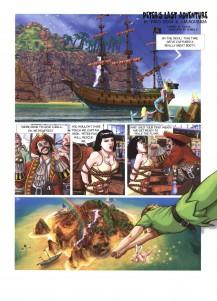 Goodcomix Peter Pan - [Paco Roca, J. Aguilera] - Peter's Last Adventure