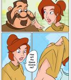 Anastasia - [Cartoon Valley] - Anastacia Gives Chet A Wet Blowjob