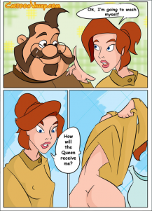 Goodcomix Anastasia - [Cartoon Valley] - Anastacia Gives Chet A Wet Blowjob