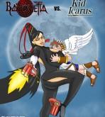 Bayonetta — [glassfish] — Bayonetta vs. Kid Icarus