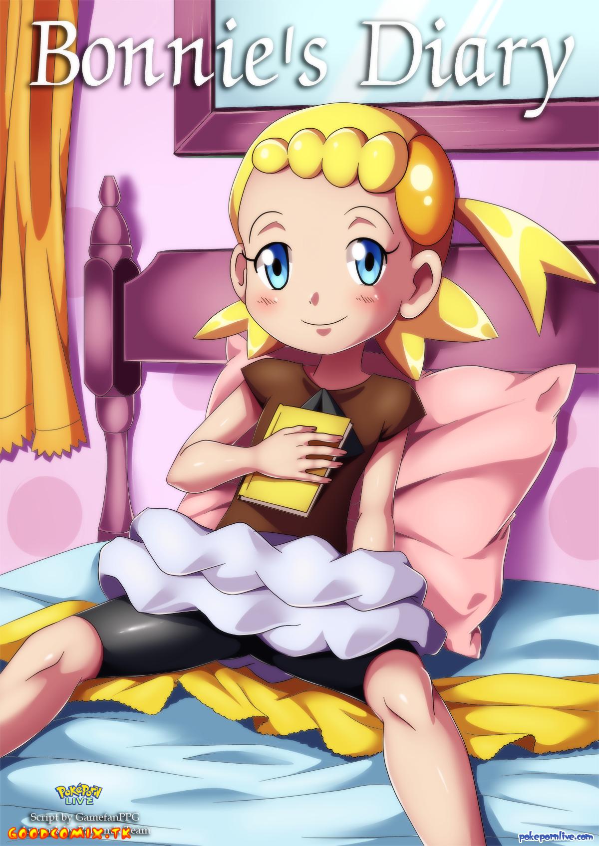 Goodcomix.tk Pokemon - [Palcomix][PokepornLive] - Bonnie's Diary
