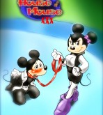 Mickey Mouse — [Zenox Furry Man, Twisted Terra] — House of Mouse XXX