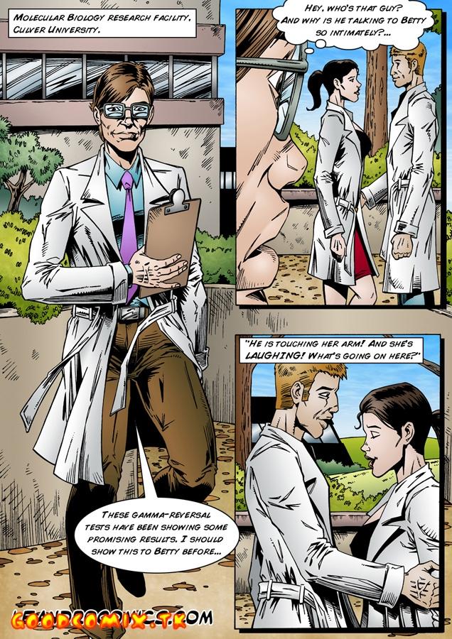 Goodcomix The Incredible Hulk - [Leandro Comics] - Hulk Fucks! (2 of 2)