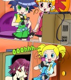 Powerpuff Girls — [Modern Toons] — Powerpuff Girls Watch A Naughty DVD
