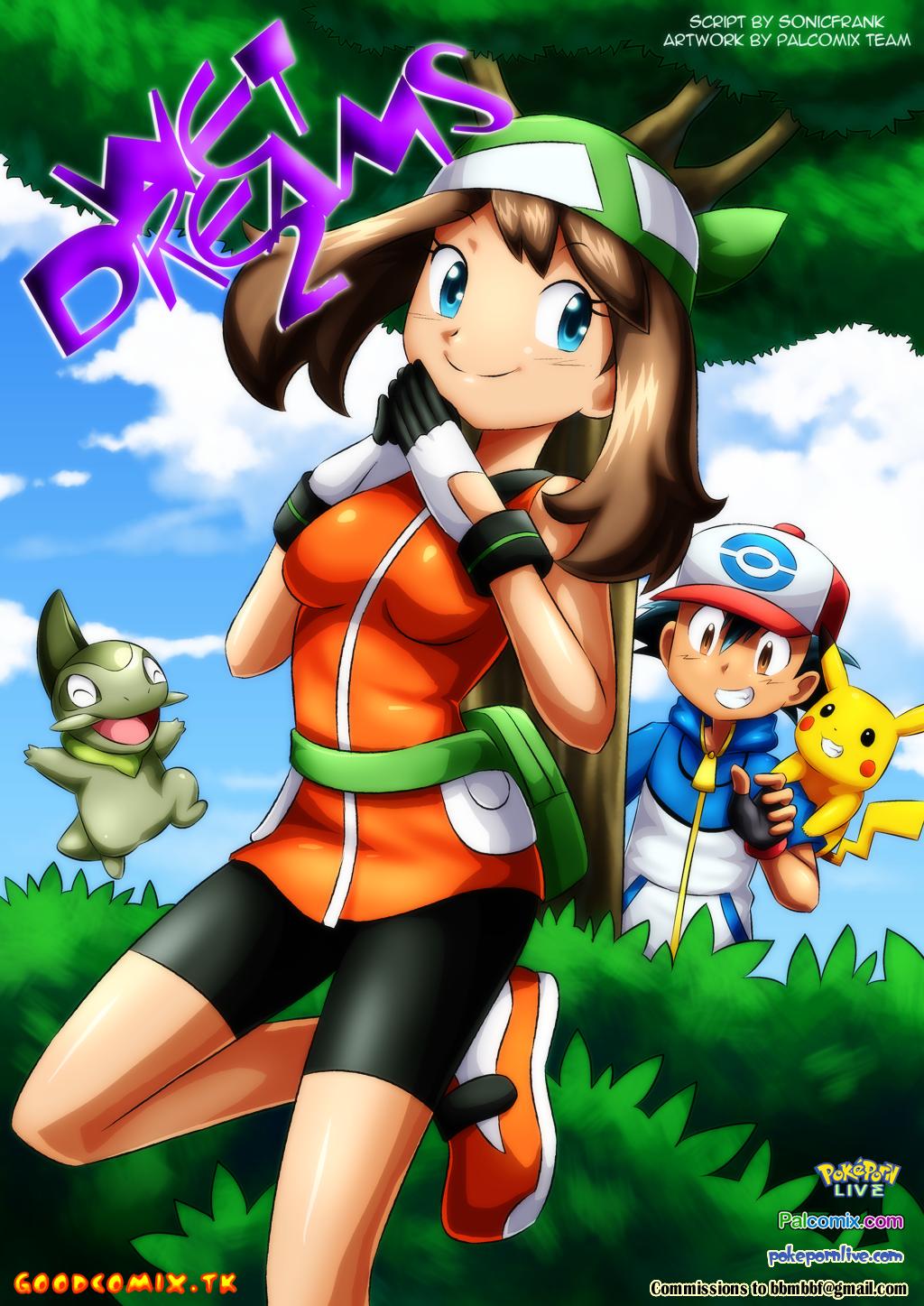 Goodcomix Pokemon - [Palcomix][PokepornLive] - Wet Dreams 2