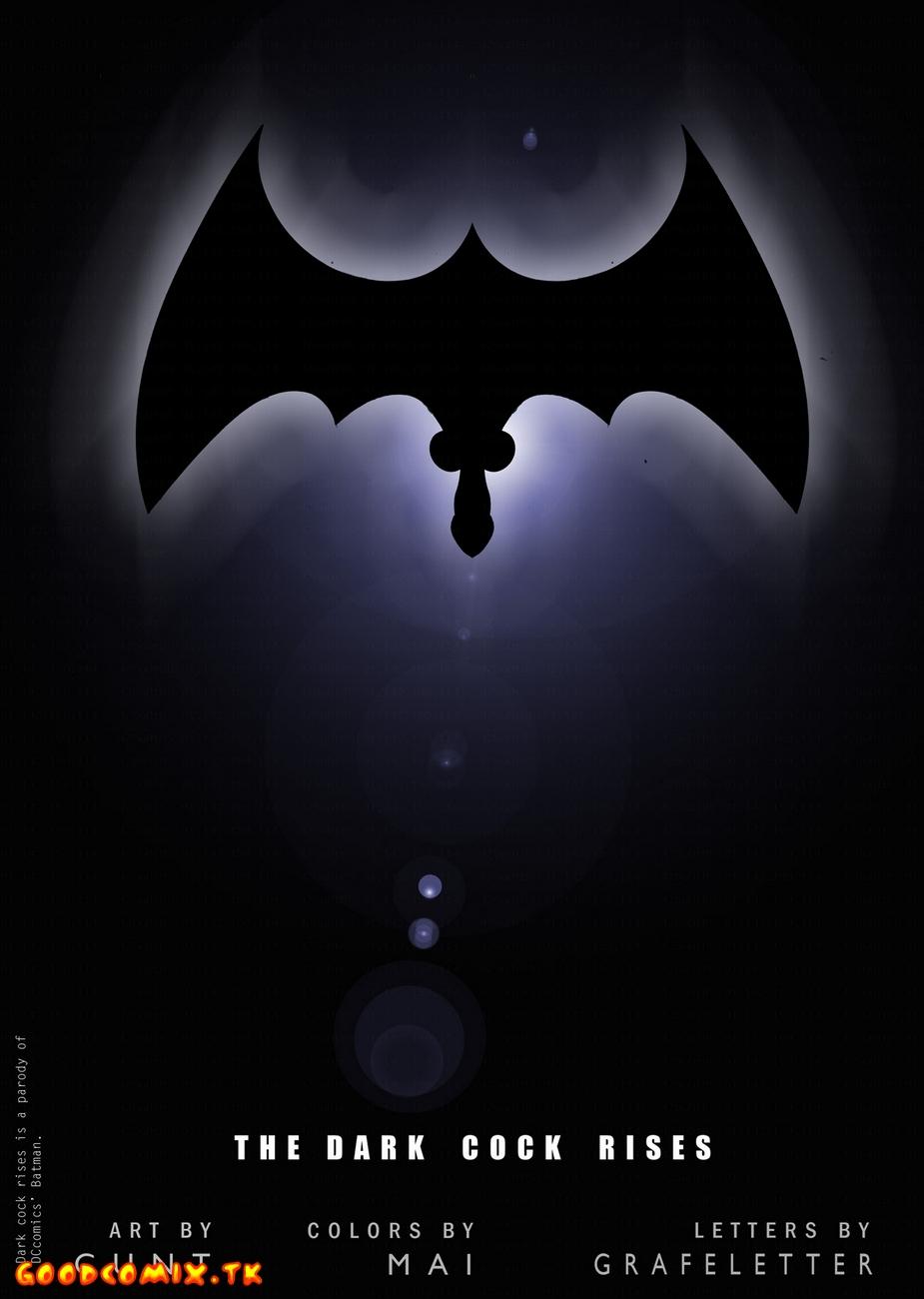 Goodcomix Batman - [JKRcomix][Cunt] - The Dark Cock Rises