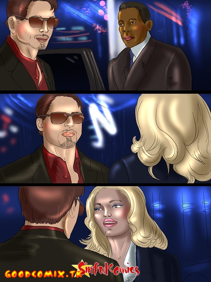 Goodcomix.tk Iron Man - [Sinful Comics](Film) - Best Home Sex