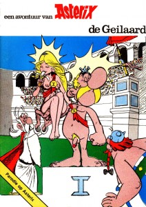 Goodcomix Asterix And Obelix - The Adventures Of Asterix - The Horny Gaul - Een Avontuur Van Asterix De Geilaard