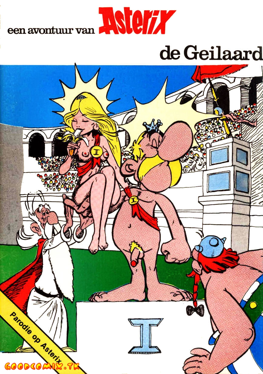 Goodcomix.tk Asterix And Obelix - The Adventures Of Asterix - The Horny Gaul - Een Avontuur Van Asterix De Geilaard
