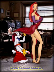 Goodcomix Who Framed Roger Rabbit - [PornCartoon] - Fucking Rabbits Family