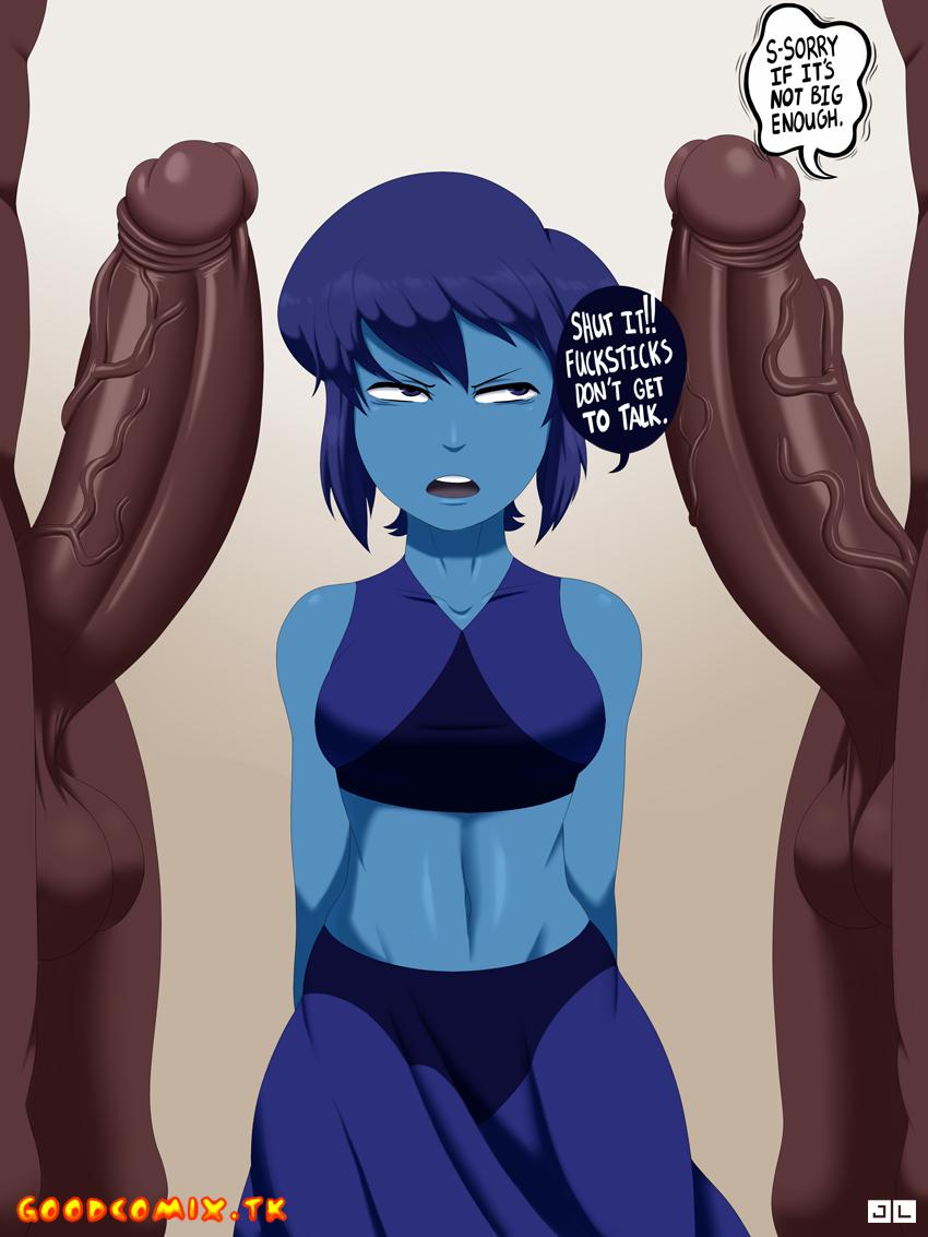Goodcomix Steven Universe - [Jlullaby] - Lapissed (Lapis Lazuli)