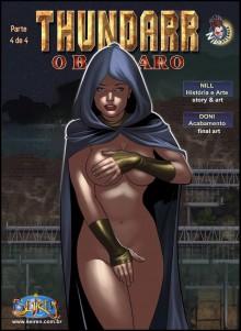Goodcomix Thundarr The Barbarian - [Seiren] - Thundarr O Barbaro [PART 4]