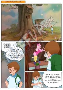 Goodcomix Winnie The Pooh - [MilfFur] - Winny The Poop - Part 2 [FULL]
