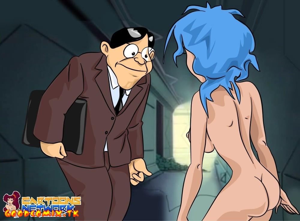 Goodcomix Kappa Mikey - [Cartoons Network] - Yes Man Brutally Fucks Mitsuki