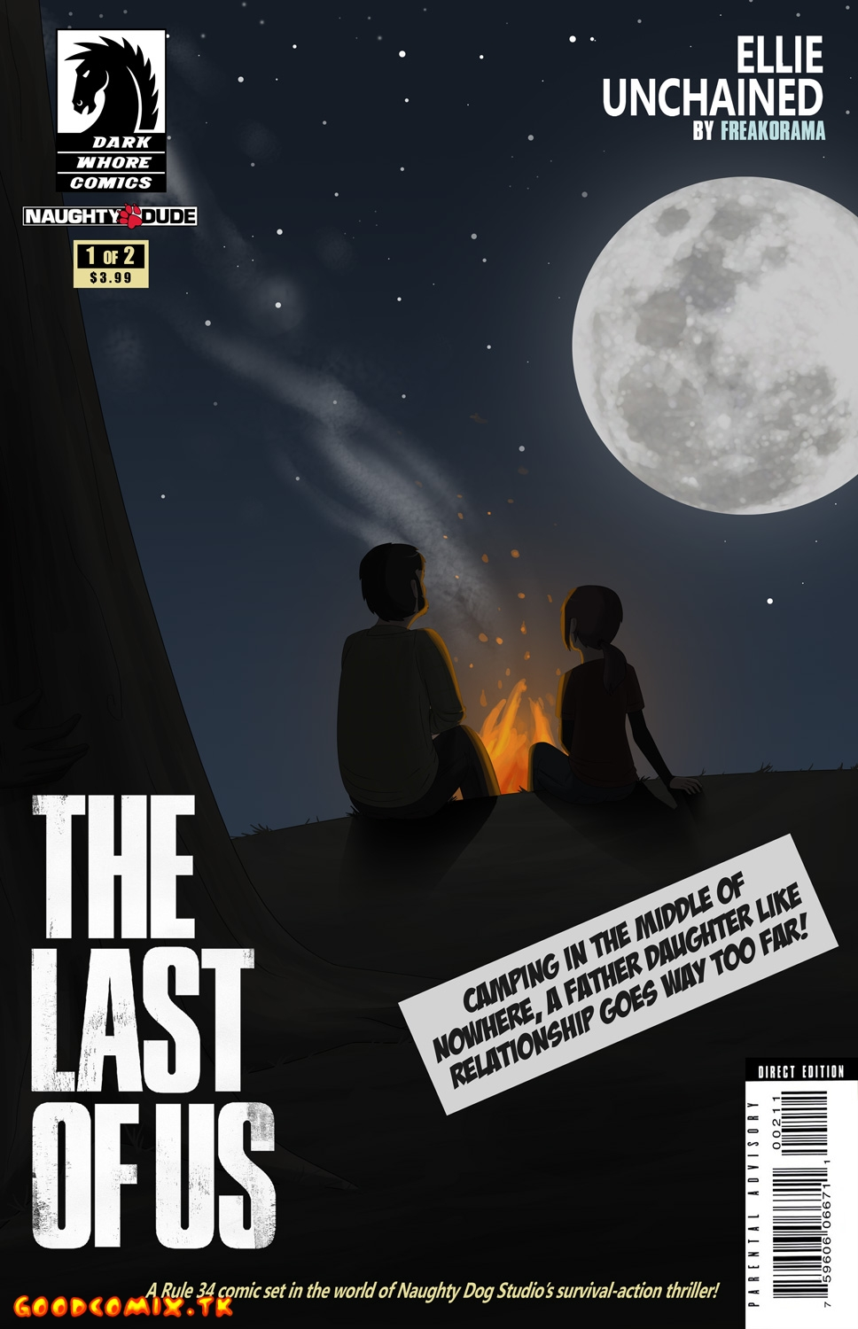 Goodcomix.tk The Last of Us - [Freako] - Ellie Unchained #1 [Completed]