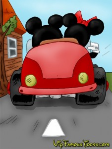 Goodcomix Mickey Mouse - [VIP Famous Toons] - Mickey Mouse - Mickey And Minnie (Two Versions)