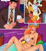 Who Framed Roger Rabbit — [CartoonValley] — Photoshoot