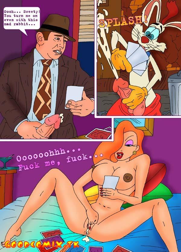 Goodcomix Who Framed Roger Rabbit - [CartoonValley] - Photoshoot
