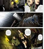 Tomb Raider - [Melkor (Romulo Mancin)] - The Adventures of Sara Hoft - Sara Vs. Zombie