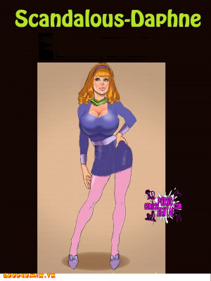 Goodcomix Scooby Doo - [John Persons] - Scandalous Daphne 1
