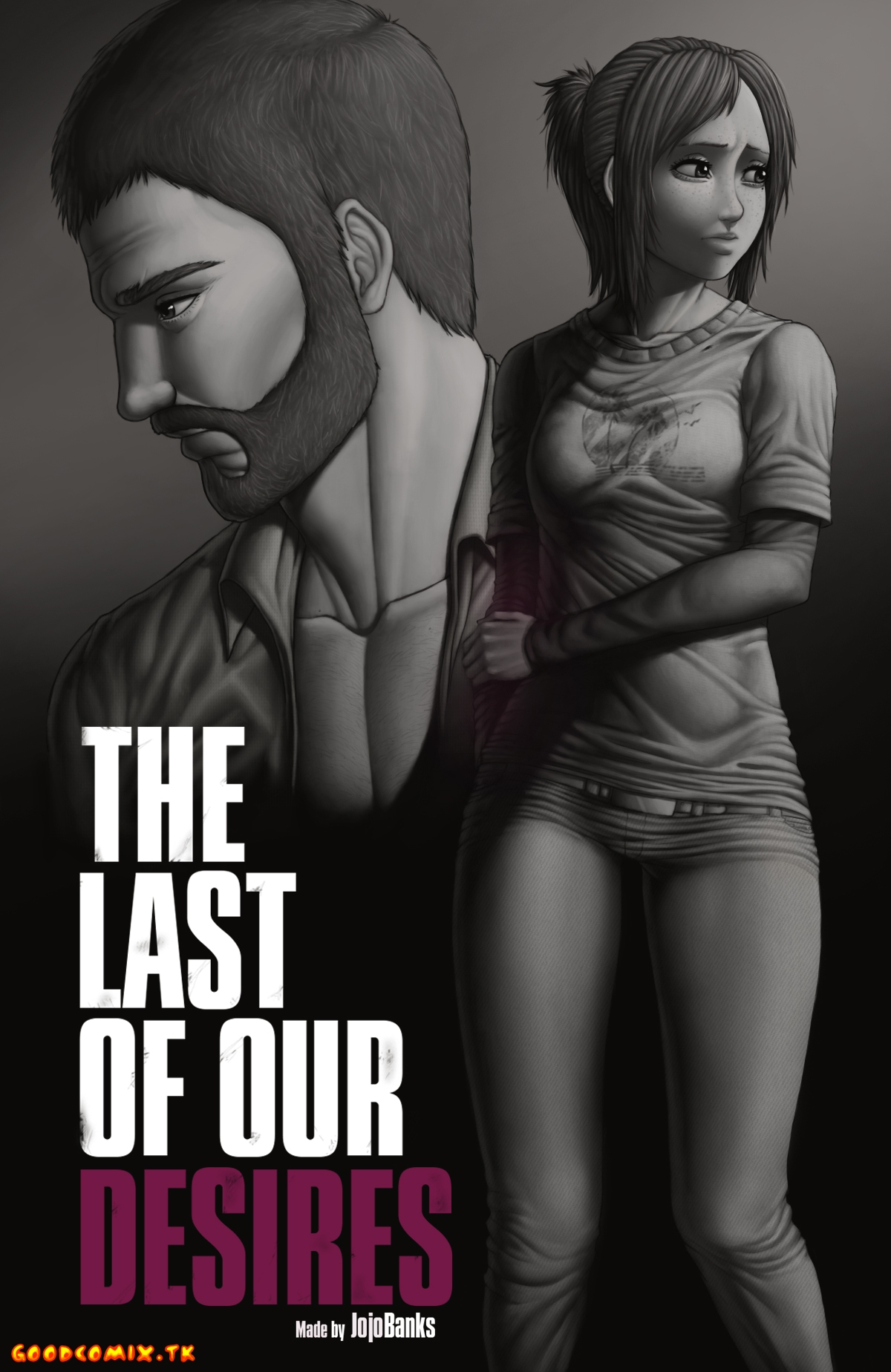 Goodcomix.tk The Last of Us - [JojoBanks] - The Last of Our Desires