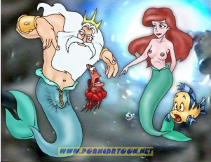 Goodcomix The Little Mermaid - [PornCartoon] - Tireless Neptune