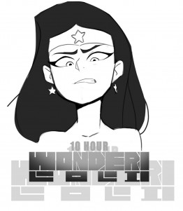Goodcomix Wonder Woman - [Polyle] - 10 Hour Wonderloli