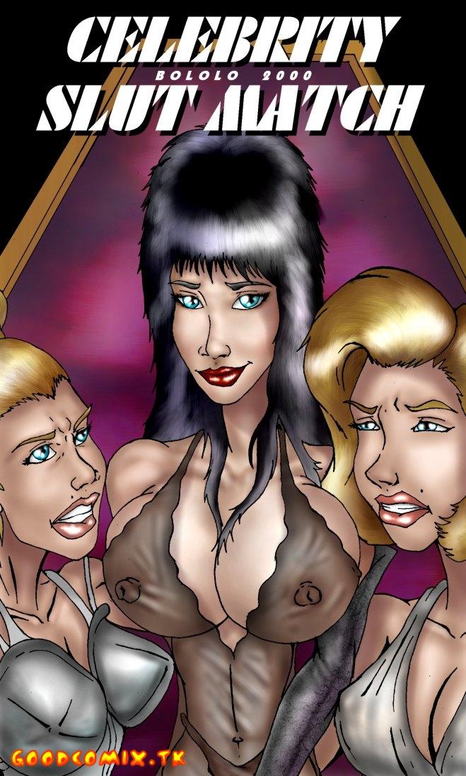 Goodcomix.tk Elvira Mistress Of The Dark - [Bololo] - Celebrity Slut Match 3