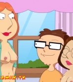 Family Guy & American Dad — XXX PARODY