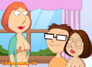 Family Guy & American Dad - XXX PARODY 05