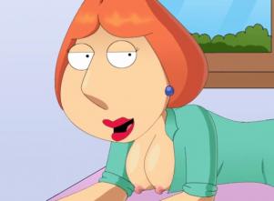 Family Guy & American Dad - XXX PARODY 06