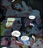 Tarzan — [CartoonValley][Comic] — Jane Has Sex With A Huge Ape (3 of 3)
